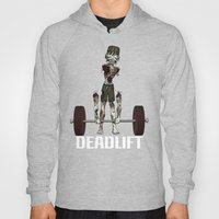 Crossfit Zombie By Ronky… Hoody