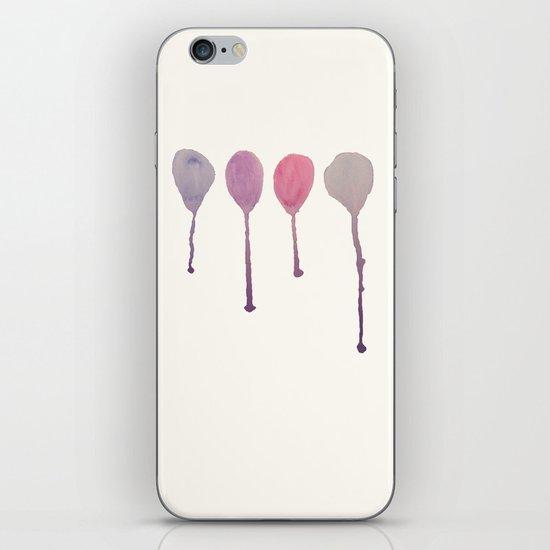 Balloons iPhone & iPod Skin