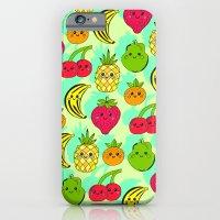 Kawaii Fruits iPhone 6 Slim Case