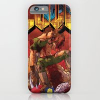 iPhone & iPod Case featuring Doom Generation by Dronio