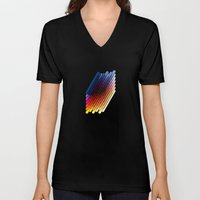 LollyStick Rainbow Unisex V-Neck