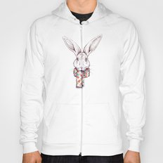 Bunny and scarf Hoody