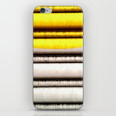 SPLASH - YELLOW iPhone & iPod Skin