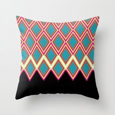 GlamourII Throw Pillow