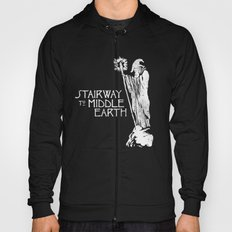 stairway to middle-earth Hoody