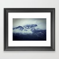 Flow Framed Art Print