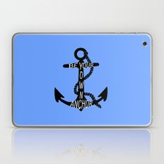 TEEN WOLF - BE YOUR OWN ANCHOR Laptop & iPad Skin