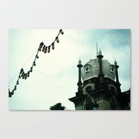 perfect light Canvas Print