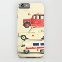 iPhone & iPod Case featuring Who Will Help Us Now? by Cassia Beck