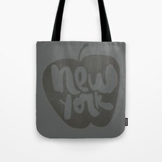 NY: The Big Apple Tote Bag