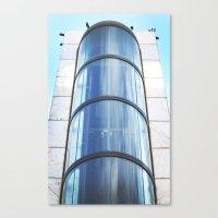Vertical Rise Canvas Print