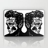 James Dean. Rebel: Zombi… Laptop & iPad Skin