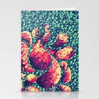 Peacock In The Garden Stationery Cards