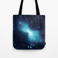 Space Dust Tote Bag
