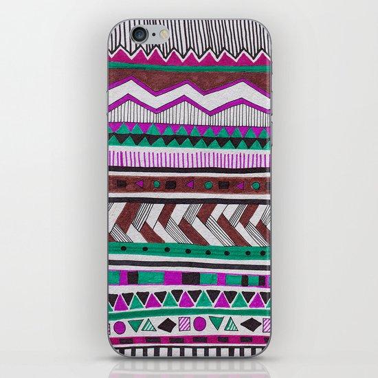 TAMAYA-MIXE iPhone & iPod Skin