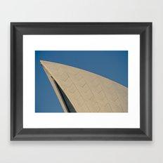 Sydney Opera House III Framed Art Print