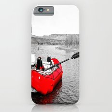 Floating Red Slim Case iPhone 6s