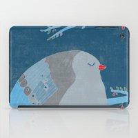 Bird of happiness iPad Case