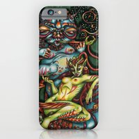Mentalice and the Caterpillar iPhone 6 Slim Case