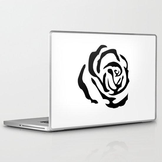 rose 1 Laptop & iPad Skin