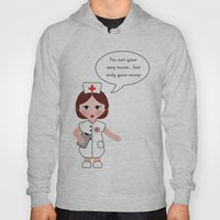 Jobs Serie: The Nurse Hoody