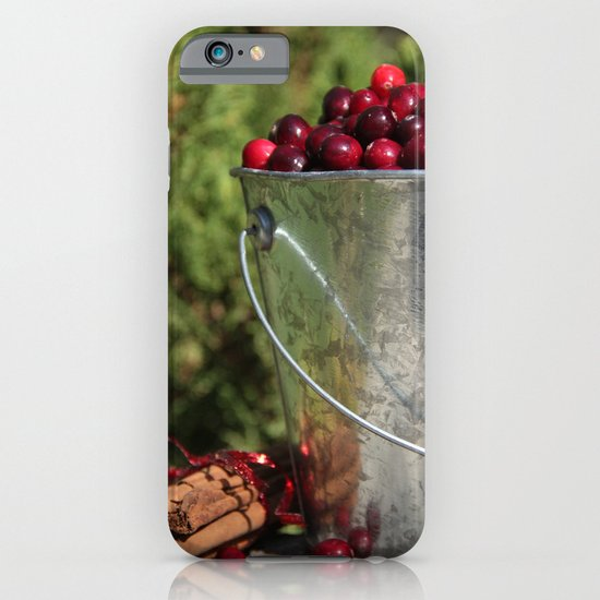 Berries and Spice iPhone & iPod Case