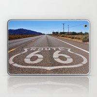 Historic Route 66 Laptop & iPad Skin