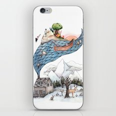 Invincible Summer iPhone & iPod Skin