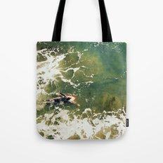 Surfer  Tote Bag