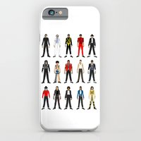 Outfits of King Jackson Pop Music Fashion iPhone 6 Slim Case