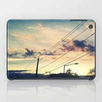 Petworth at Sunset (Washington, DC) iPad Case