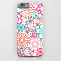 iPhone & iPod Case featuring BOLD & BEAUTIFUL springtime by Mel Smith Designs...