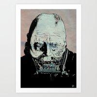 Darth Vader Anakin Skywa… Art Print