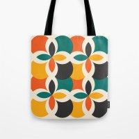 Midcentury Pattern 09 Tote Bag