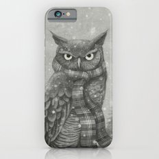Winter Owl iPhone 6s Slim Case