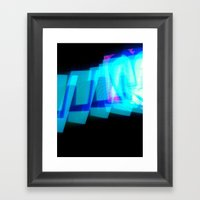 Phantasmagoria Framed Art Print