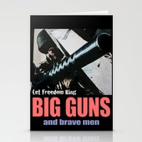 Let Freedom Ring Stationery Cards