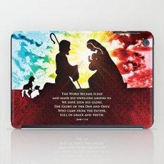 We Have Seen His Glory! iPad Case