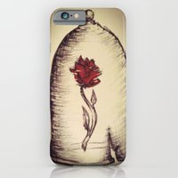 iPhone & iPod Case featuring The Rose and the Bell by DDSS