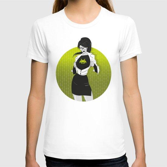 Super Geekette T-shirt