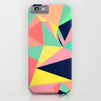 iPhone & iPod Case featuring HARDLY FALLING by Rebecca Allen