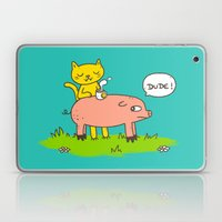 Rude Laptop & iPad Skin
