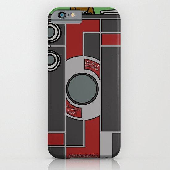 Brownie Beau iPhone & iPod Case