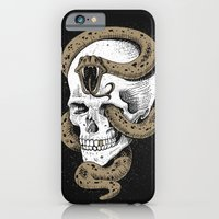iPhone & iPod Case featuring The Dark Mark of You-Know-Who by pakowacz