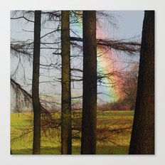 Refraction Canvas Print