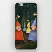 The Lost Brigade iPhone & iPod Skin