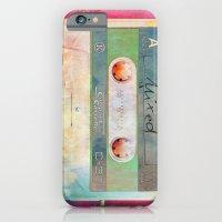Burning Love - Analog zine iPhone 6 Slim Case