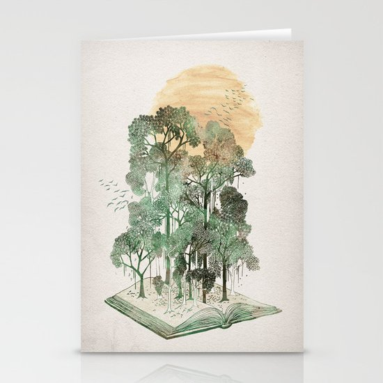 Jungle Book Stationery Card