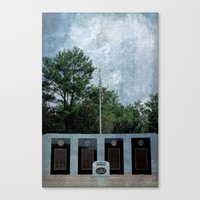 EOD Memorial Canvas Print
