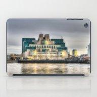 Secret Service Building … iPad Case